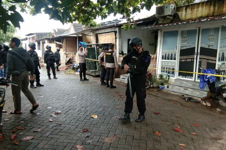 20 Terduga Teroris JAD Ditangkap di Makassar, 2 Tewas Ditembak