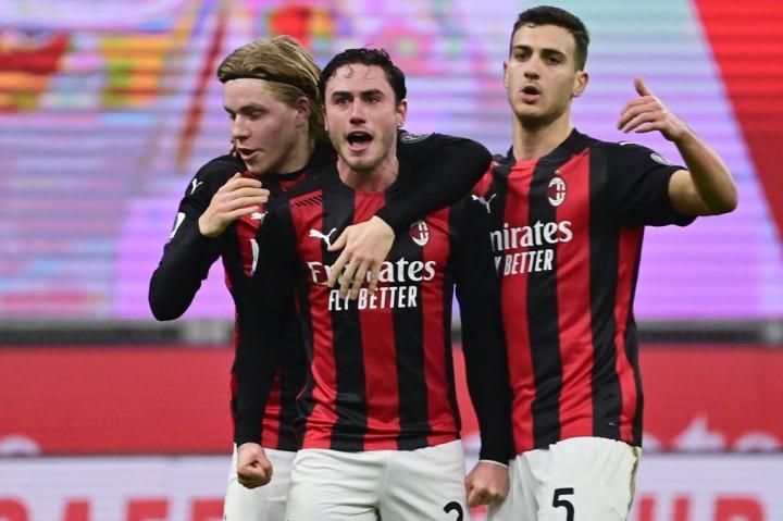 Liga Italia: Juve Paksa Milan Telan Kekalahan Perdana di Liga