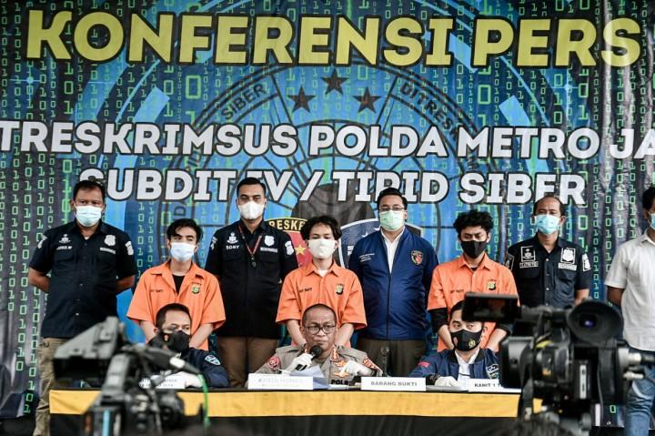 Polisi Ringkus Komplotan Pemalsu Surat Hasil Swab PCR