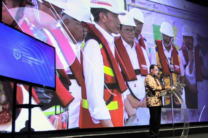 Terminal Peti Kemas Patimban Ditargetkan Rampung 2027