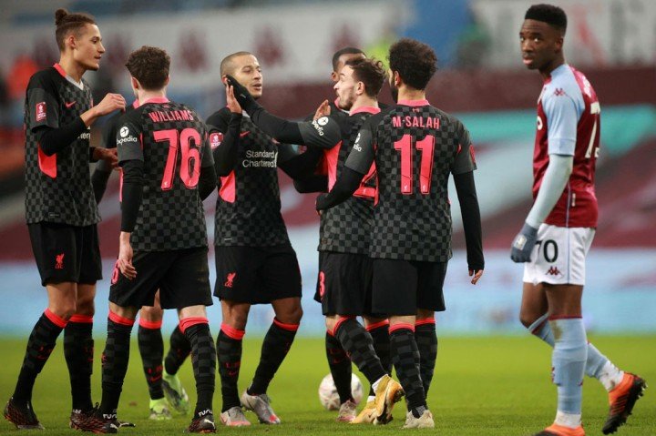 Aston Villa vs Liverpool: The Reds Hajar Villans 4-1
