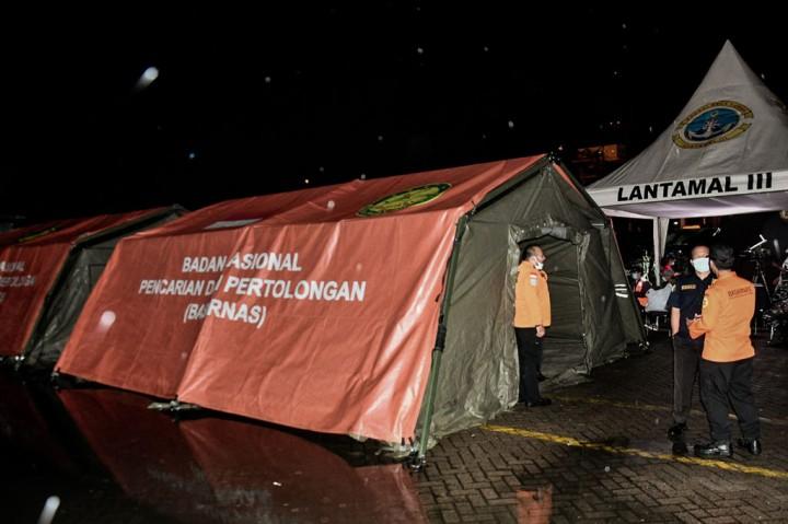 Bantu Pencarian Sriwijaya Air, TNI AL Kerahkan Tujuh KRI