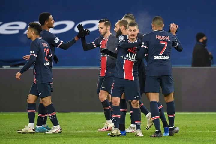 Psg Vs Brest Les Parisiens Menang Telak 3 0