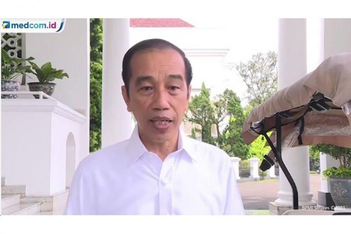 Jokowi Sampaikan Dukacita Atas Musibah Sriwijaya SJ-182