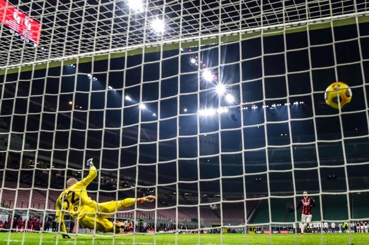 AC Milan vs Torino: Rossoneri Depak Il Toro dari Piala Italia