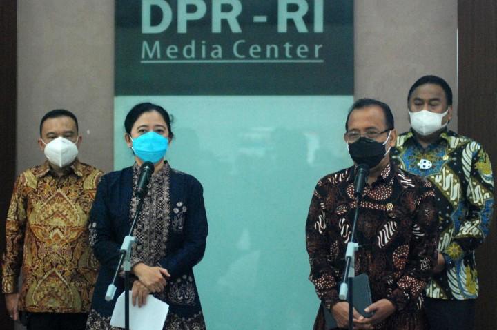 Jokowi Resmi Ajukan Listyo Sigit Jadi Calon Tunggal Kapolri
