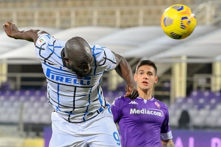Piala Italia: Depak Fiorentina, Inter Jumpa AC Milan di Perempat