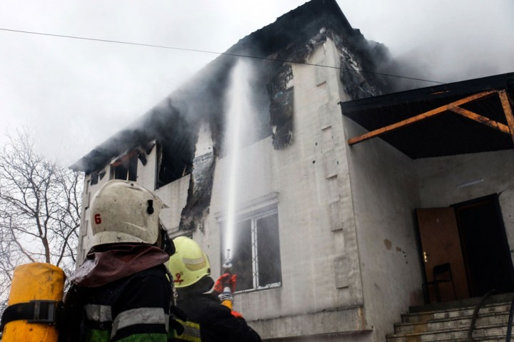 Tragis! 15 Orang Meninggal Dunia Akibat Kebakaran di Panti Jompo