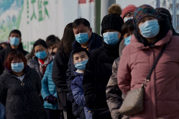 Beijing Kembali Gelar Tes Massal Covid-19