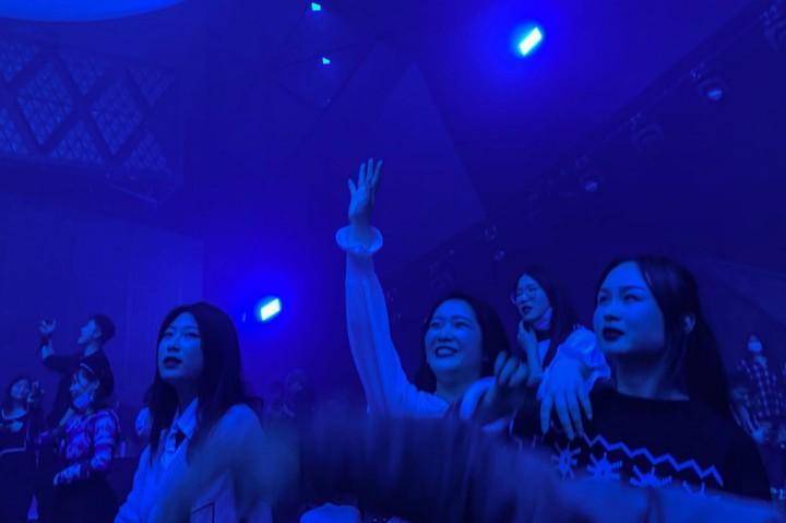 Potret Ingar-Bingar Kehidupan Malam Kota Wuhan Setahun Setelah