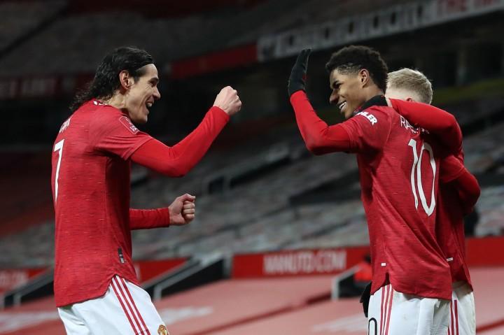 Liga Inggris: Manchester United Lumat Liverpool di Old Trafford