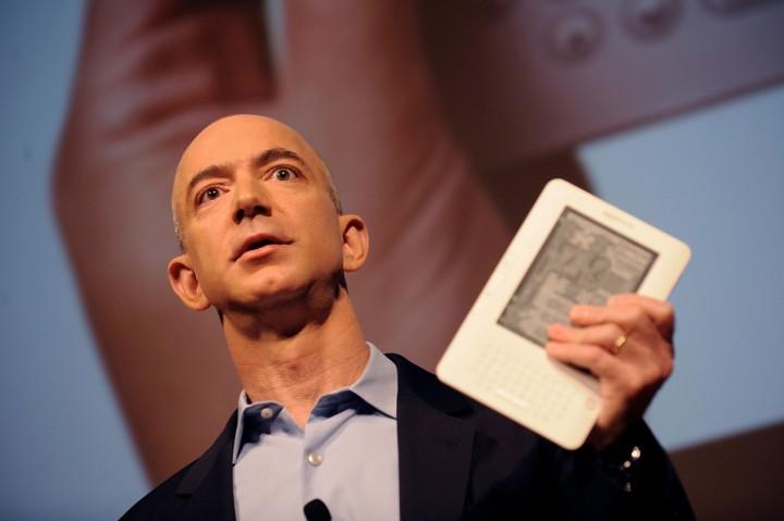 CEO Amazon Jeff Bezos Mundur dari Jabatannya