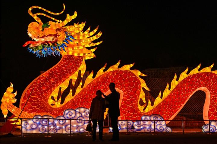 Bebas Covid-19, Begini Suasana Tahun Baru Imlek di Wuhan