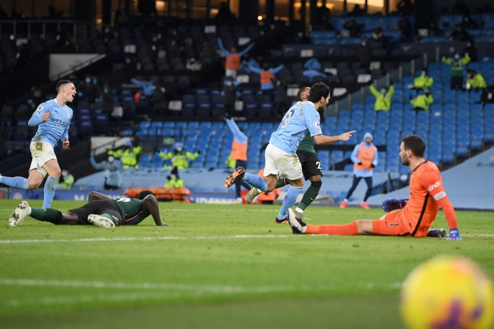 Man City Vs Tottenham: Citizens Bungkam Spurs 3-0