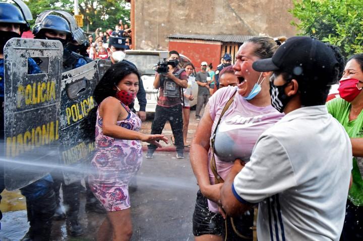 Ngeri! 6 Napi Meninggal Usai Kerusuhan di Penjara Paraguay