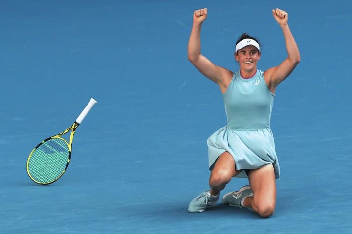 Australia Open: Singkirkan Munchova, Jennifer Brady Tantang