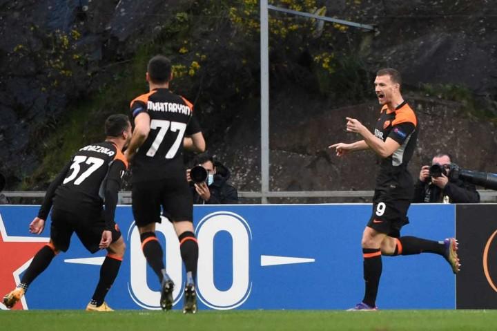 Liga Europa: AS Roma Ukir Kemenangan 2-0 Atas Braga