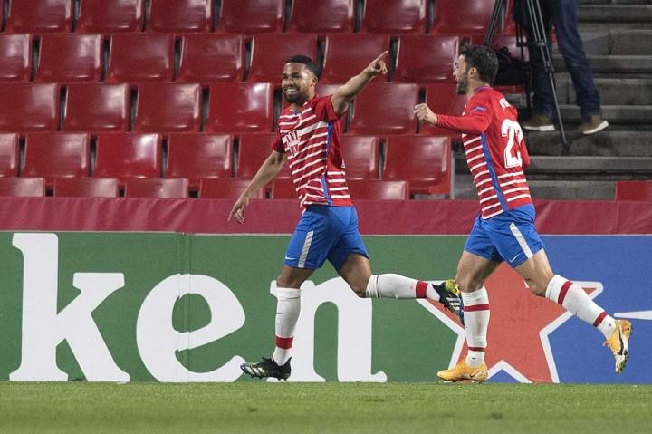 Liga Europa: Granada Libas Napoli Dua Gol Tanpa Balas