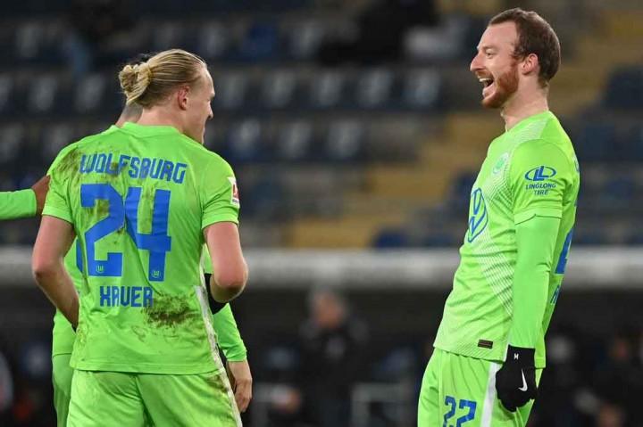 Liga Jerman: Tundukkan Arminia 3-0, Wolfsburg Naik ke Posisi