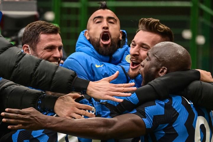 Liga Italia: Pecundangi AC Milan, Inter Milan Nyaman di Puncak