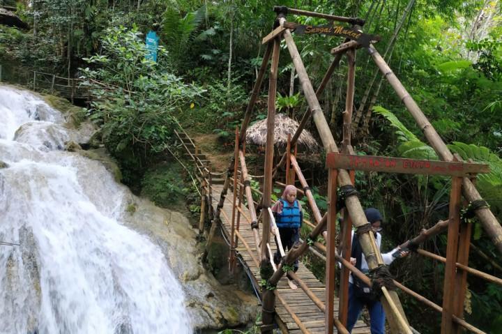 Mengunjungi Ekowisata Sungai Mudal Yogyakarta