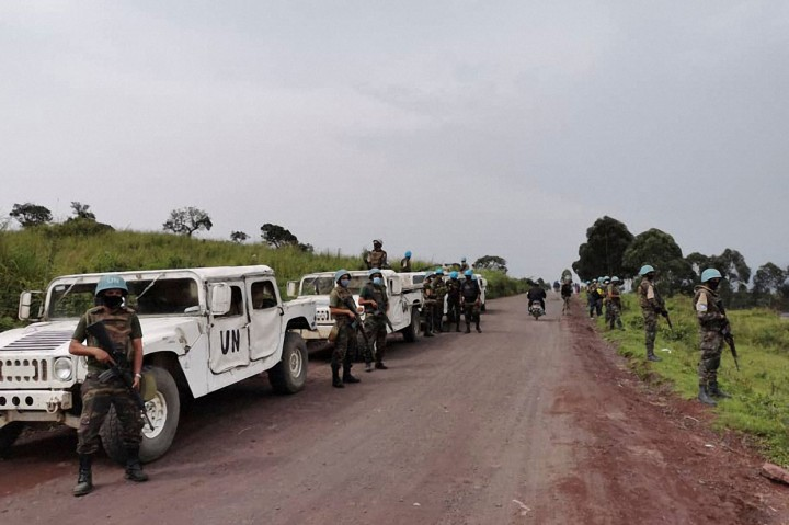 Dubes Italia di Kongo Meninggal Akibat Serangan Militan
