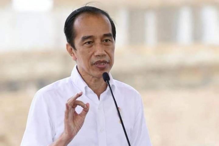 Resmikan Bendungan Napun Gete, Jokowi: Air Jadi Kunci Kemakmuran
