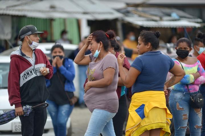 Kerusuhan di Penjara Ekuador, 62 Napi Meninggal