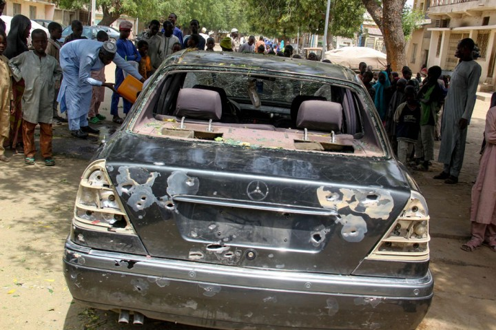 Ngeri! Boko Haram Bunuh 16 Orang, 9 di Antaranya Anak-anak