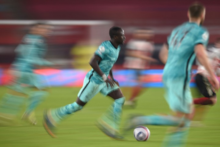 Liga Inggris: Liverpool Bungkam Sheffield 2-0