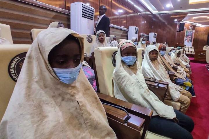 Kabar Gembira, Semua 279 Siswa Nigeria yang Diculik Dibebaskan