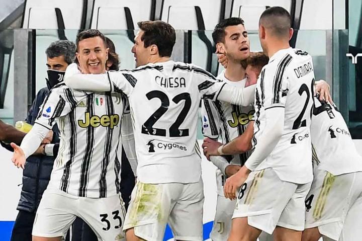 Liga Italia: Juventus Hajar Spezia 3-0