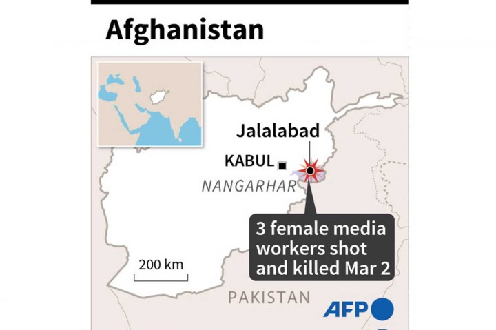 ISIS Klaim Dalangi Penembakan 3 Wanita Pekerja Media di