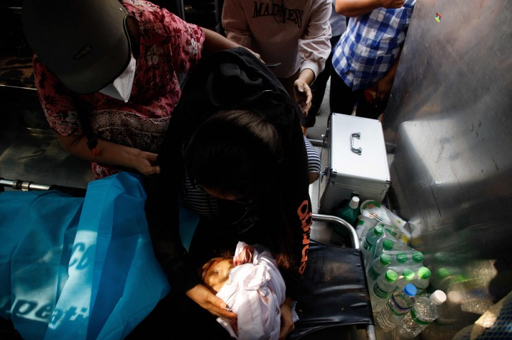 Kisah Kyal Sin, Gadis 19 Tahun yang Tertembak Militer Myanmar