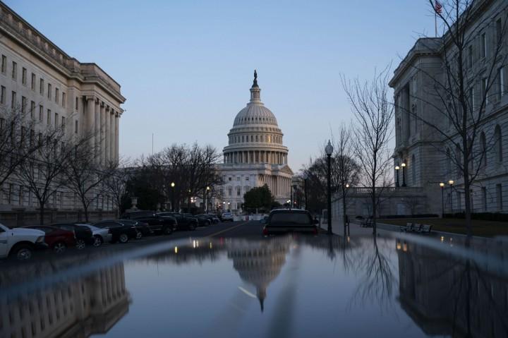 Muncul Lagi Ancaman Penyerangan, Keamanan Gedung Capitol
