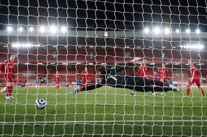 Liga Inggris: Chelsea Tekuk Liverpool 1-0
