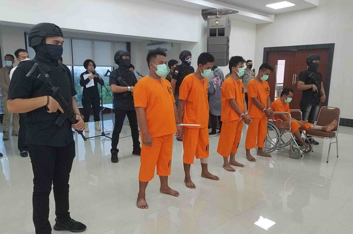 Penyelundupan 40 Kg Sabu dan 50 Ribu Butir Ekstasi dari Malaysia