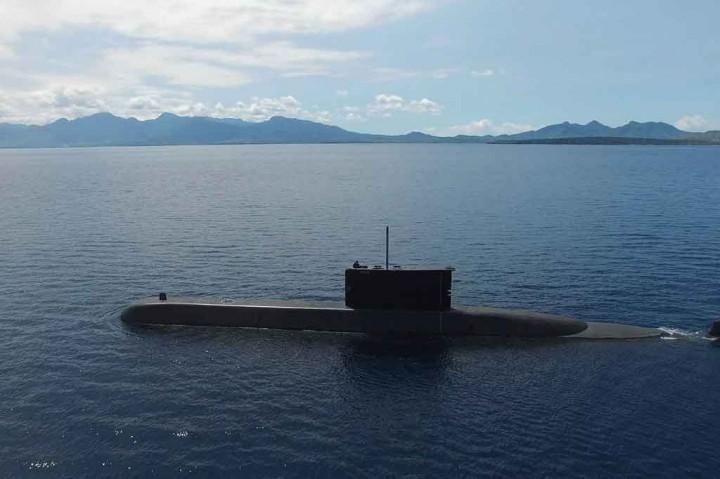 Alugoro-405, Kapal Selam Buatan Dalam Negeri Perkuat TNI AL