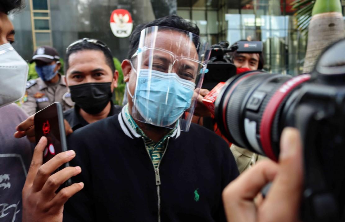 KPK Periksa Plt Gubernur Sulsel Soal Kasus Nurdin Abdullah ...