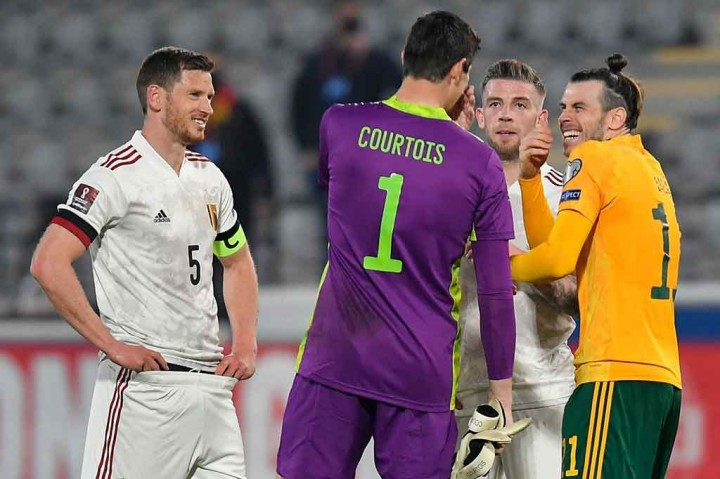 Kualifikasi Piala Dunia 2022: Belgia Lumat Wales 3-1