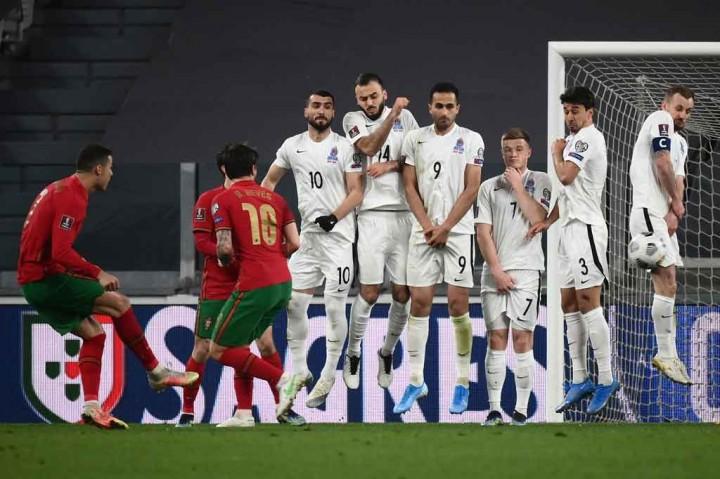 Portugal Vs Azerbaijan: A Seleccao das Quinas Hanya Menang Tipis