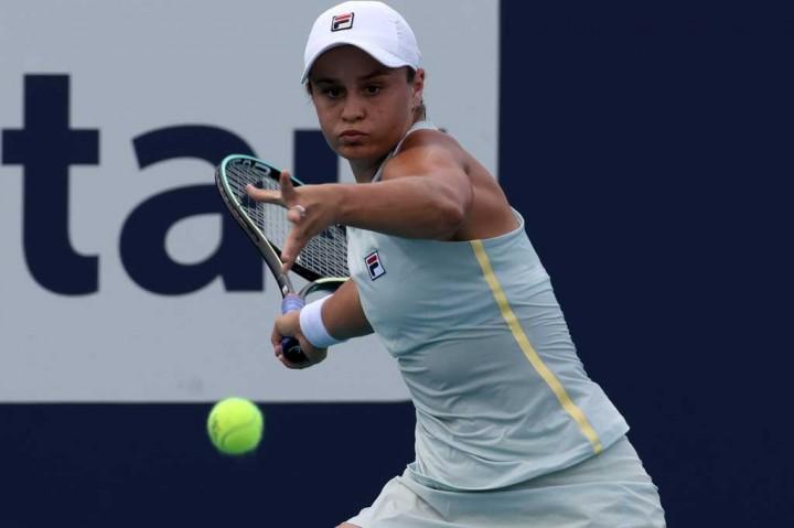 Barty ke Perempat Final Miami Open 2021
