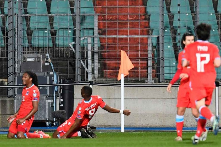 Kualifikasi Piala Dunia 2022: Tekuk Luksemburg 3-1, Portugal