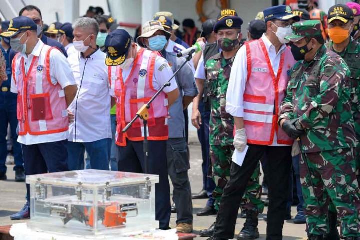 CVR Sriwijaya Air SJ-182 Ditemukan!