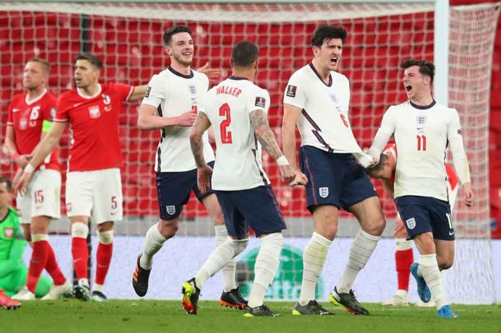 Kualifikasi Piala Dunia 2022: Inggris Kalahkan Polandia 2-1