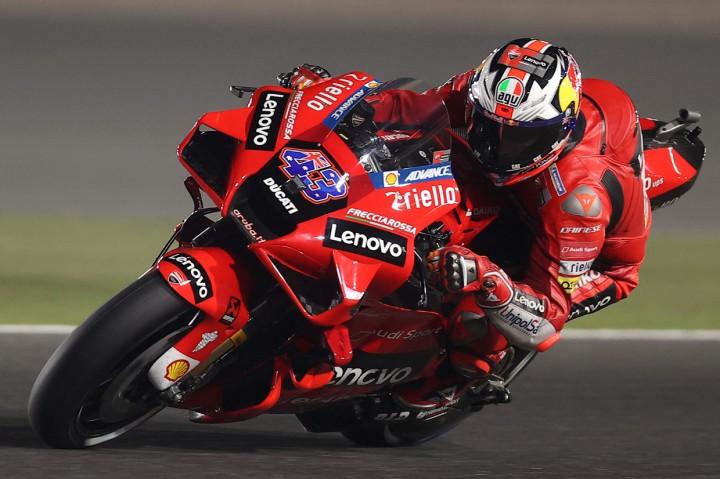 MotoGP Doha 2021: Jack Miller Tercepat di FP2