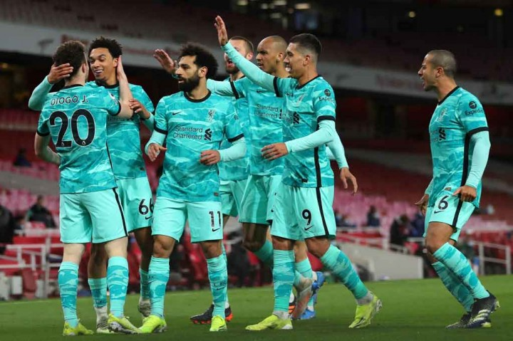 Arsenal Vs Liverpool: The Reds Menang Telak 3-0