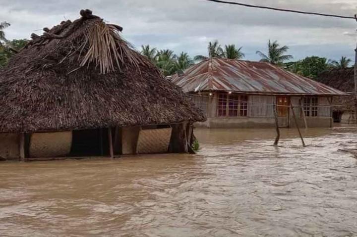 Kondisi Flores Timur Pascaditerjang Banjir Bandang