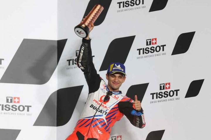 Quartararo Juara MotoGP Doha 2021