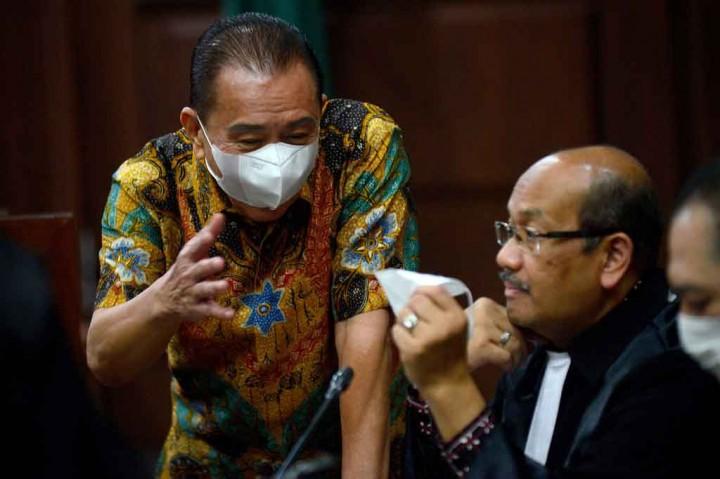 Tok! Djoko Tjandra Divonis 4,5 Tahun Penjara